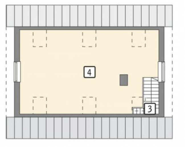 Проект гаража-119