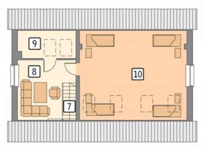 Проект гаража-224