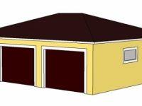 Проект гаража-171