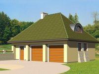Проект гаража-179