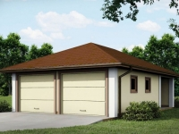Проект гаража-181