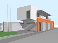 Проект гаража-244