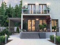 Проект дома-75