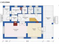 Проект дома-39