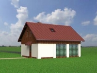 Проект гаража-166