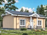 Проект дома-134