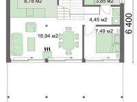 Проект дома-334