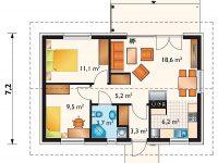 Проект дома-352
