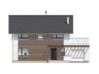 Проект дома-421