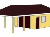 Проект гаража-140