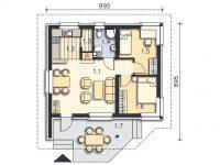 Проект дома-384