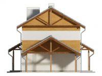 Проект дома-410
