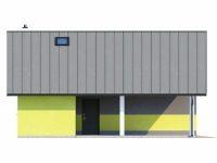 Проект гаража-231