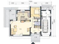 Проект дома-424