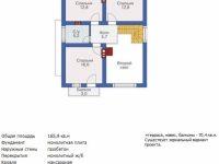 Проект дома-82