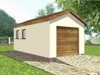 Проект гаража-11