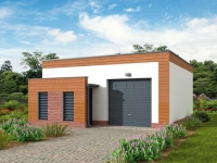 Проект гаража-203