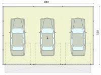 Проект гаража-77