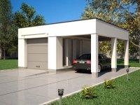 Проект гаража-97
