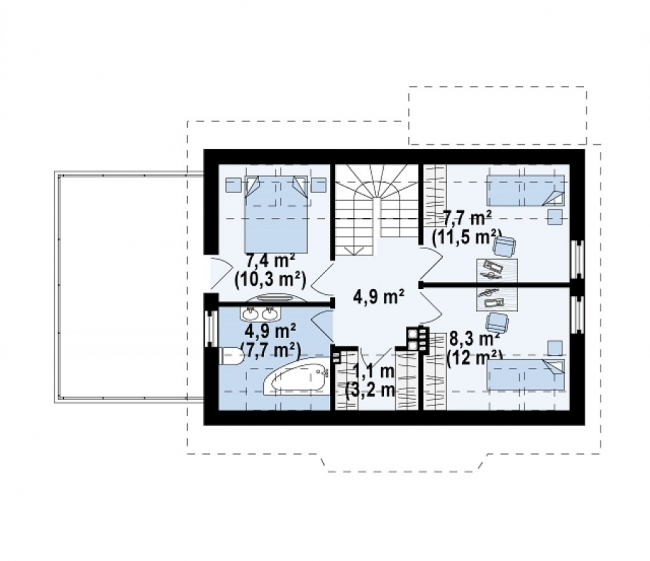 Проект дома-178