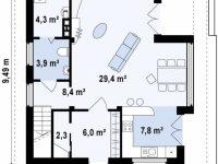 Проект дома-192