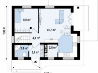 Проект дома-148