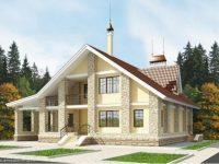 Проект дома-115
