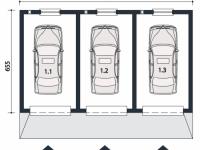 Проект гаража-137