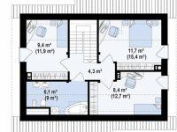 Проект дома-164