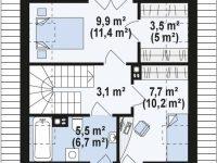 Проект дома-139