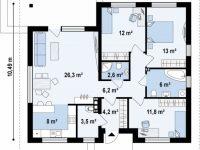 Проект дома-266