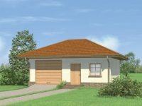Проект гаража-105