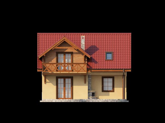 Проект дома-193