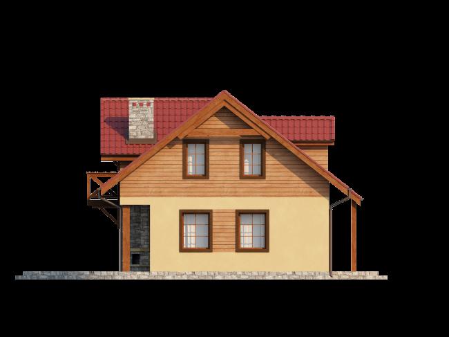 Проект дома-187