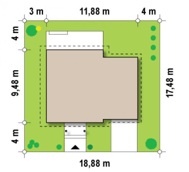 Проект дома-58